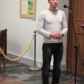 Віктар Жыбуль – беларускі паэт, літаратуразнавец