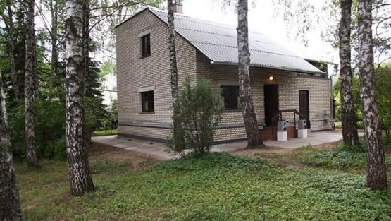 Музей-дача Васіля Быкава