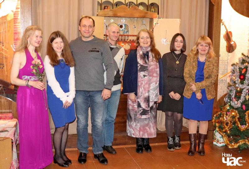 Таццянін дзень у «Беларускай хатцы»