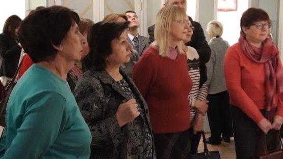 Дзень закаханых у Літаратурным музеі Максіма Багдановіча