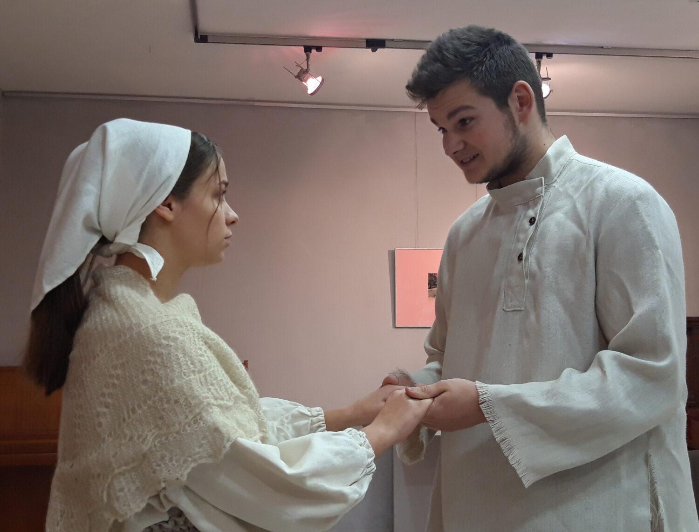19 лютага ў Літаратурным музеі Максіма Багдановіча была прадстаўлена канцэртная праграма да Дня роднай мовы