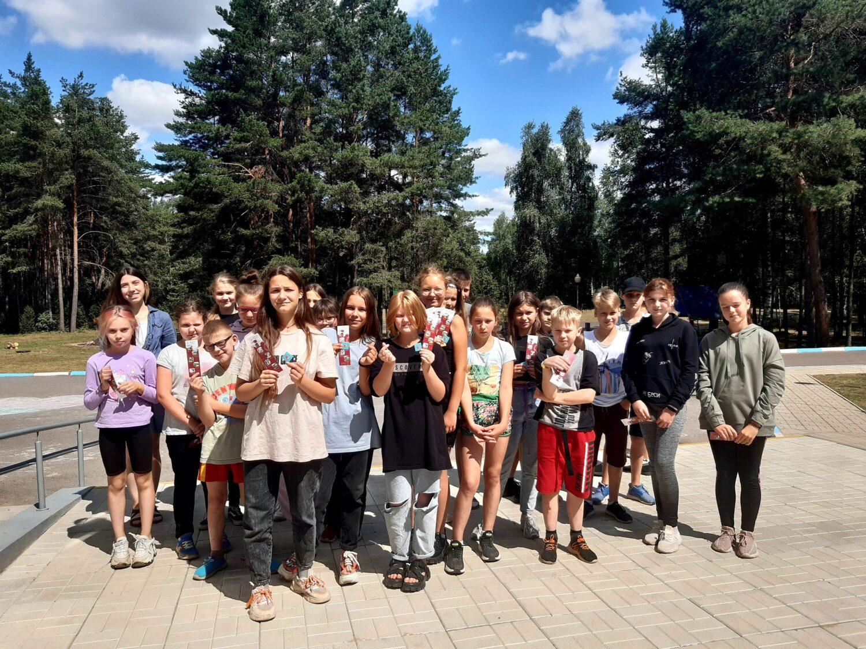 Літаратурны працягвае свае вандроўкі па летніках Мінскай вобласці